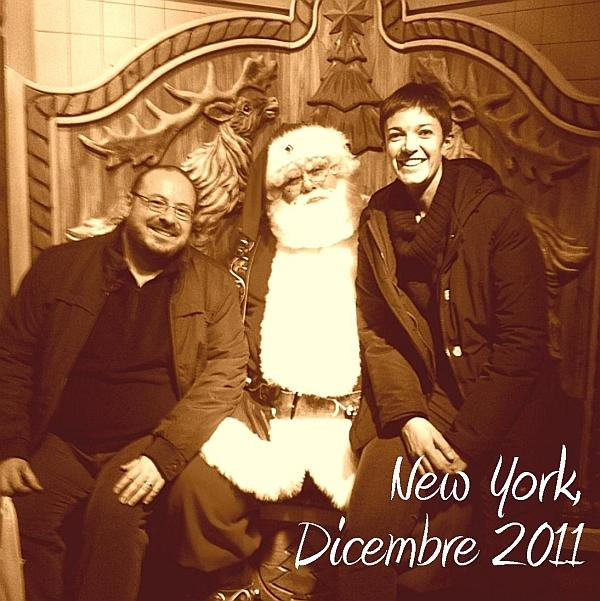 Babbo Natale a New York