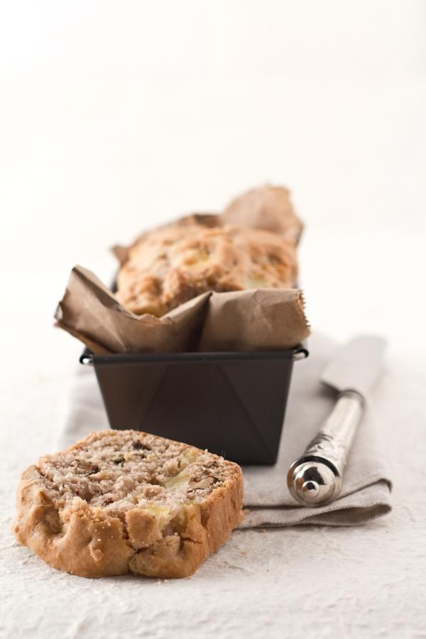 Buttermilk Apple Bread