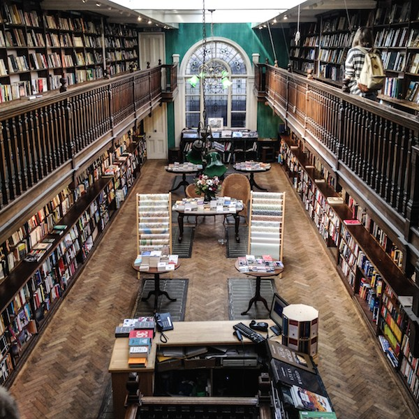 Daunt Books - Marylebone