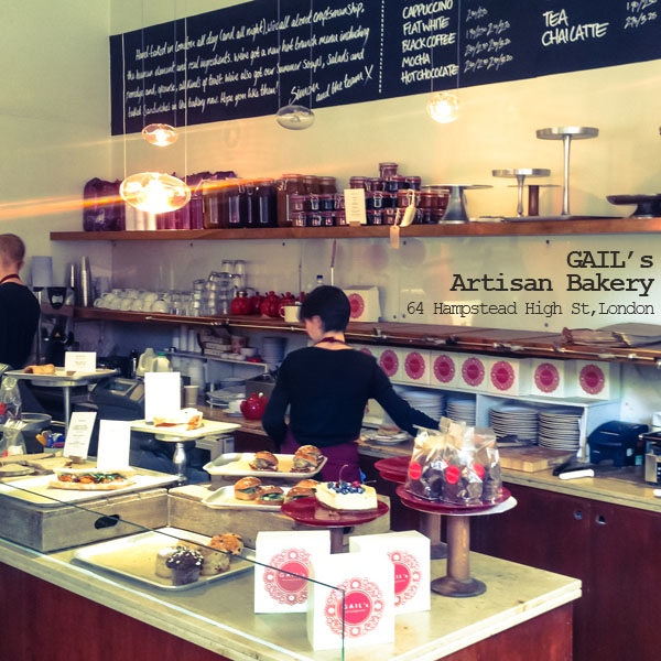 GAIL's Artisan Bakery - 64 Hampstead High St, London