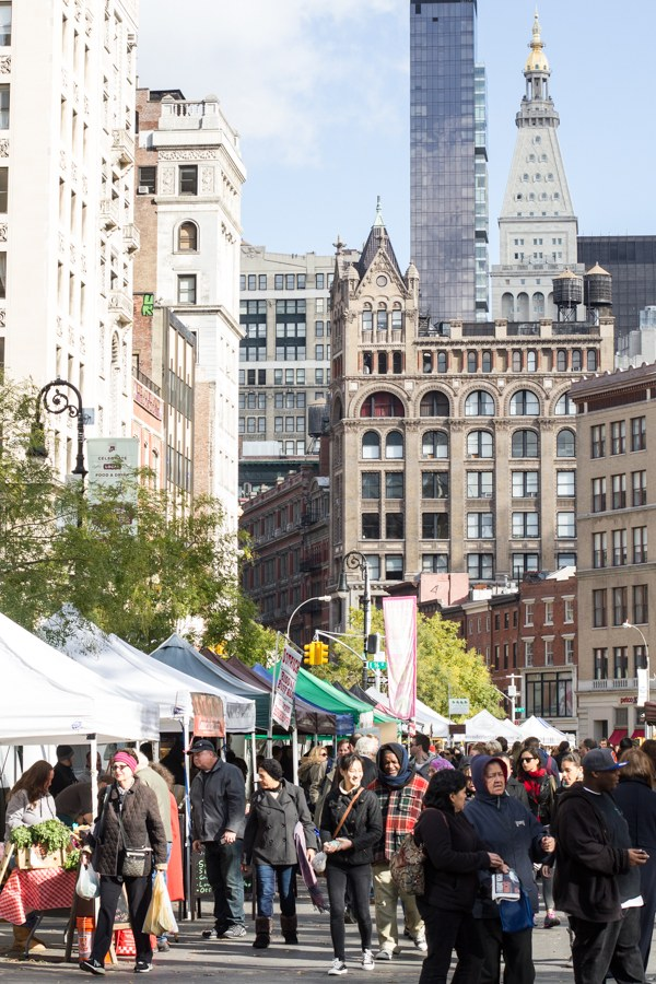 Union Square Greenmarket | New York